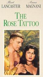 Die tätowierte Rose - Plakat zum Film