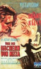 Über den Dächern von Nizza - Plakat zum Film