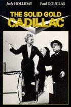 Die Frau im goldenen Cadillac - Plakat zum Film