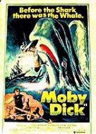 Moby Dick - Plakat zum Film