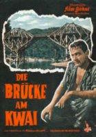 Die Brücke am Kwai - Plakat zum Film