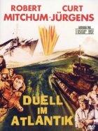 Duell im Atlantik - Plakat zum Film