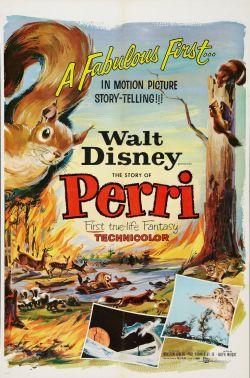 Perris Abenteuer - Plakat zum Film