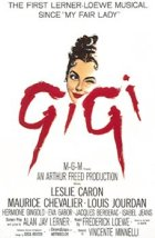 Gigi - Plakat zum Film