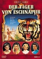 Der Tiger von Eschnapur - Plakat zum Film
