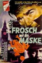 Der Frosch mit der Maske - Plakat zum Film