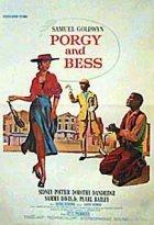 Porgy und Bess - Plakat zum Film