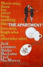 Das Appartement - Plakat zum Film