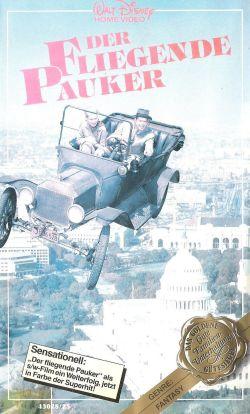 Der fliegende Pauker - Plakat zum Film