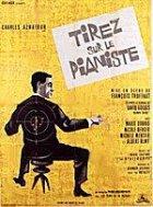 Schießen Sie auf den Pianisten - Plakat zum Film