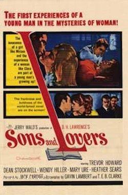 Söhne und Liebhaber - Plakat zum Film