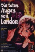 Die toten Augen von London - Plakat zum Film