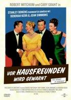 Vor Hausfreunden wird gewarnt - Plakat zum Film