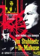 Im Stahlnetz des Dr. Mabuse - Plakat zum Film