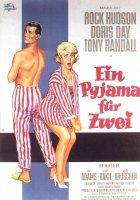 Ein Pyjama für Zwei - Plakat zum Film