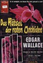 Das Rätsel der roten Orchidee - Plakat zum Film