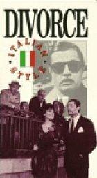 Scheidung auf italienisch - Plakat zum Film