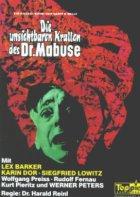 Die unsichtbaren Krallen des Dr. Mabuse - Plakat zum Film