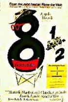 Achteinhalb - Plakat zum Film