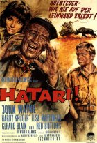 Hatari! - Plakat zum Film
