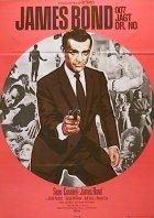 James Bond - 007 jagt Dr. No - Plakat zum Film