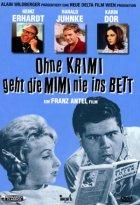 Ohne Krimi geht die Mimi nie ins Bett - Plakat zum Film
