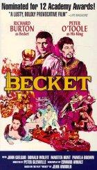 Becket - Plakat zum Film
