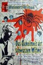 Das Geheimnis der schwarzen Witwe - Plakat zum Film