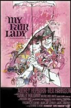 My Fair Lady - Plakat zum Film