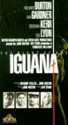 Die Nacht des Leguan - Plakat zum Film