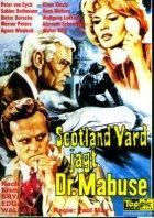 Scotland Yard jagt Dr. Mabuse - Plakat zum Film