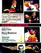Goldfinger - Plakat zum Film