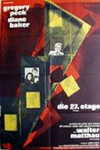 Die 27. Etage - Plakat zum Film