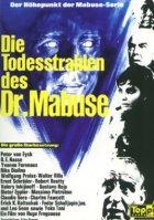 Die Todesstrahlen des Dr. Mabuse - Plakat zum Film