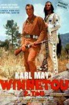 Winnetou II - Plakat zum Film