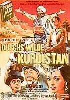 Durchs wilde Kurdistan - Plakat zum Film