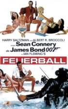 James Bond 007 - Feuerball - Plakat zum Film