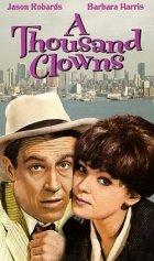 Tausend Clowns - Plakat zum Film