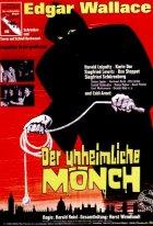 Der unheimliche Mönch - Plakat zum Film