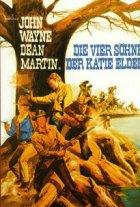 Die vier Söhne der Katie Elder - Plakat zum Film