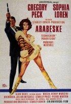 Arabeske - Plakat zum Film