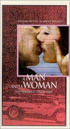 Ein Mann und eine Frau - Plakat zum Film