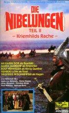 Die Nibelungen - 2. Teil: Kriemhilds Rache - Plakat zum Film