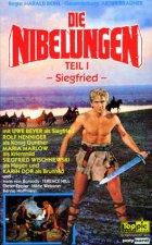 Die Nibelungen - 1. Teil: Siegfried von Xanten - Plakat zum Film