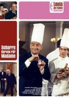 Scharfe Kurven für Madame - Plakat zum Film