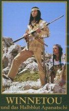 Winnetou und das Halbblut Apanatschi - Plakat zum Film