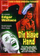 Die blaue Hand - Plakat zum Film