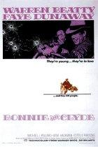 Bonnie und Clyde - Plakat zum Film