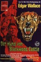 Der Hund von Blackwood Castle - Plakat zum Film
