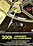 2001: Odyssee im Weltraum - Plakat zum Film